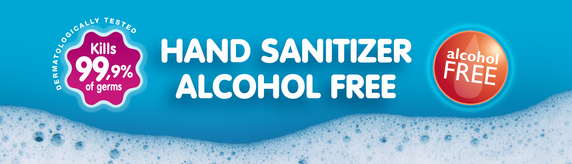 Hand Sanitizer Alcohol Free